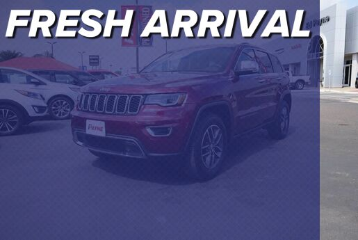 2017 Jeep Grand Cherokee Limited Weslaco TX