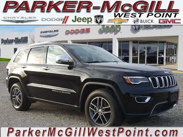 2017 Jeep Grand Cherokee Limited West Point MS
