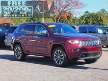2017_Jeep_Grand Cherokee_Overland_ Southern Pines NC