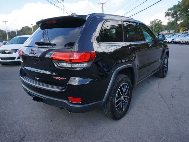 2017 Jeep Grand Cherokee TRAILHAWK 4X4 Mount Hope WV