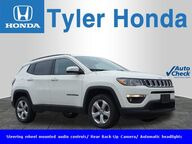2017 Jeep New Compass Latitude Stevensville MI