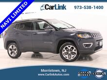 2017_Jeep_New Compass_Limited_ Morristown NJ