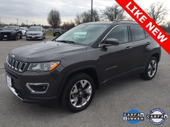 2017_Jeep_New Compass_Limited_ Cape Girardeau