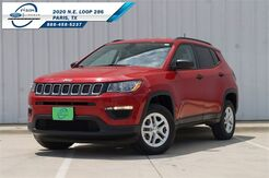 2017_Jeep_New Compass_Sport_  TX