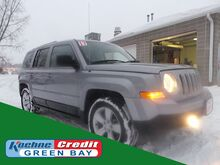 2017_Jeep_Patriot_4d SUV FWD High Altitude_ Green Bay WI
