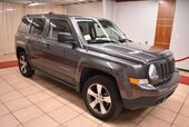 2017 Jeep Patriot HIGH ALTITUDE ,LEATHER AND ROOF