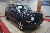 2017 Jeep Patriot HIGH ALTITUDE ,LEATHER AND SUN ROOF