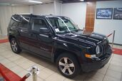 2017 Jeep Patriot HIGH ALTITUDE WITH LEATHER AND SUN ROOF
