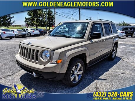 2017_Jeep_Patriot_High Altitude FWD_ Midland TX