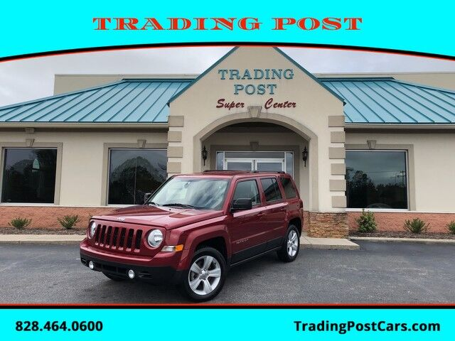 2017_Jeep_Patriot_Latitude_ Conover NC