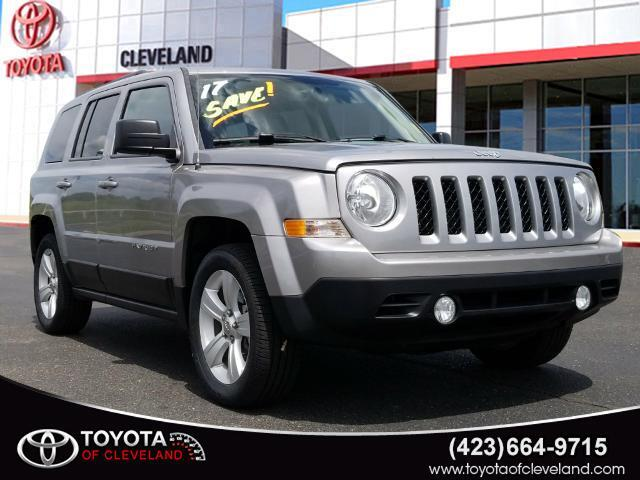 2017 Jeep Patriot Latitude McDonald TN