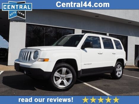 2017_Jeep_Patriot_Latitude_ Raynham MA