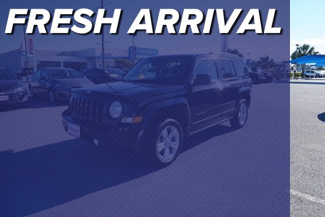 2017 Jeep Patriot Latitude Weslaco TX