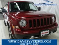 2017 Jeep Patriot Latitude Albert Lea MN