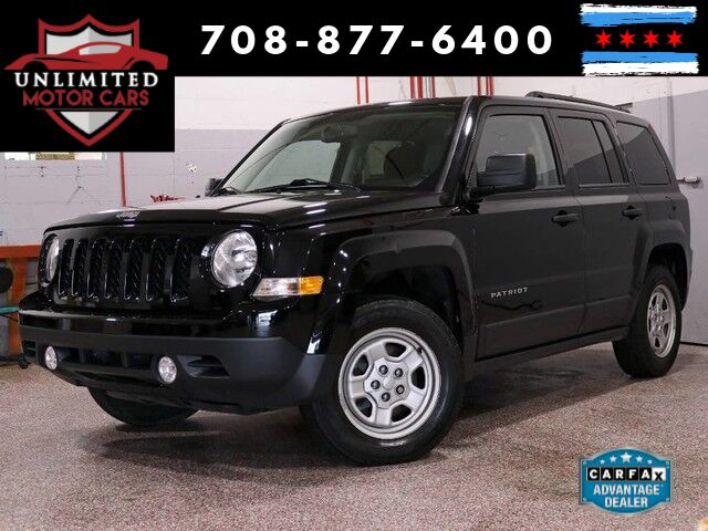 2017 Jeep Patriot Sport 1 Owner Bridgeview IL