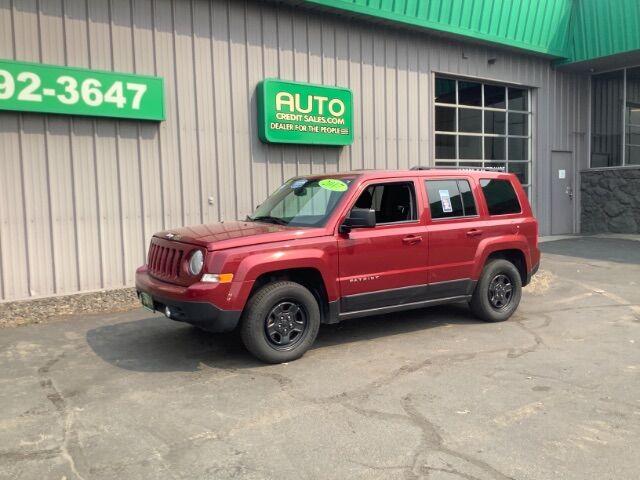 2017 Jeep Patriot Sport 2WD Spokane Valley WA