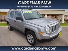 2017_Jeep_Patriot_Sport_ Harlingen TX