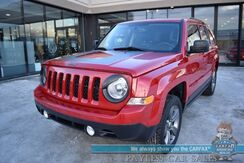 2017_Jeep_Patriot_Sport SE / Automatic / Heated Seats / Power Locks & Windows / Aux Input / Cruise Control / 26 MPG / 1-Owner_ Anchorage AK