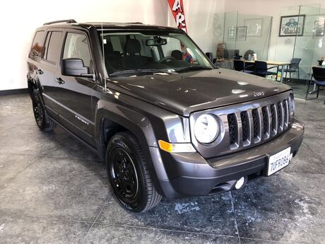 2017 Jeep Patriot Sport San Jose CA