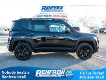 2017_Jeep_Renegade_4WD Altitude, Remote Start, Heated Seats, Bluetooth, SiriusXM, Backup Camera_ Calgary AB