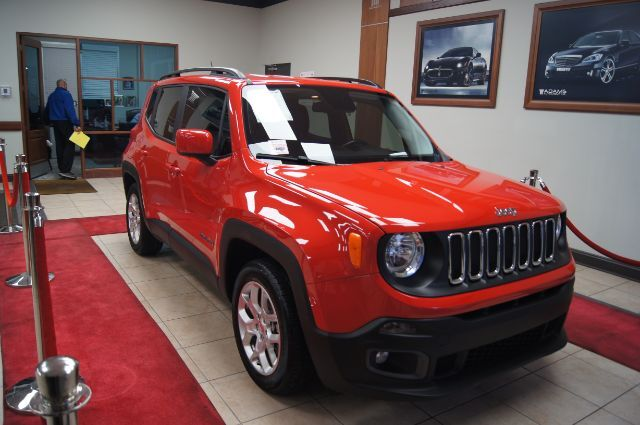 2017 Jeep Renegade Latitude FWD Charlotte NC