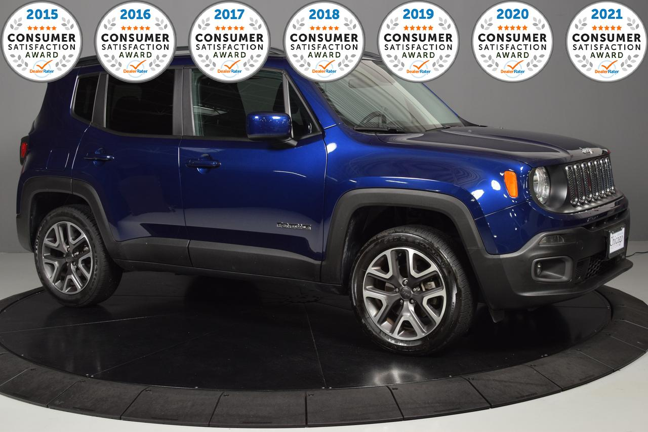 2017 Jeep Renegade Latitude Glendale Heights IL