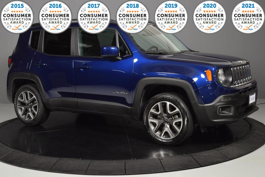 2017_Jeep_Renegade_Latitude_ Glendale Heights IL