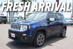 2017_Jeep_Renegade_Limited_ Brownsville TX