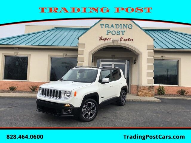 2017_Jeep_Renegade_Limited_ Conover NC
