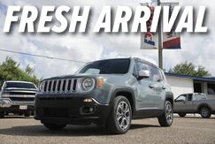 2017_Jeep_Renegade_Limited_ Harlingen TX
