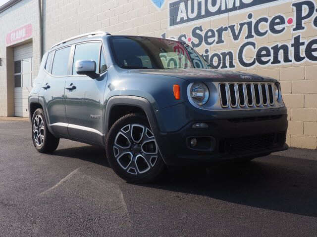 2017 Jeep Renegade Limited Middletown Oh 24124005