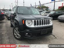 2017_Jeep_Renegade_Limited   NAV   LEATHER   ROOF   CAM_ London ON
