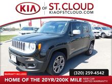 2017_Jeep_Renegade_Limited_ St. Cloud MN
