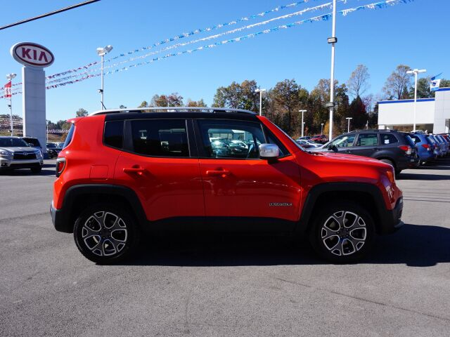 2017 Jeep Renegade Limited Mount Hope WV