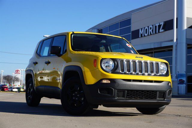 2017 Jeep Renegade Sport Fort Worth TX