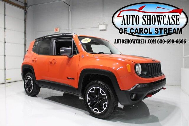 2017 Jeep Renegade Trailhawk 4X4 Carol Stream IL