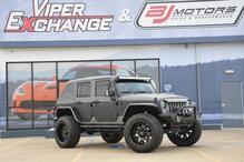 2017 Jeep Slant BJMT Wrangler Unlimited BJMT Slant Kevlar Gray/Black