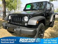 Jeep Wrangler 4WD 2DR WILLY!!! 2017