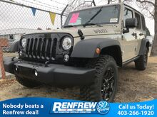 2017_Jeep_Wrangler Unlimited_4WD 4dr Willys Wheeler_ Calgary AB