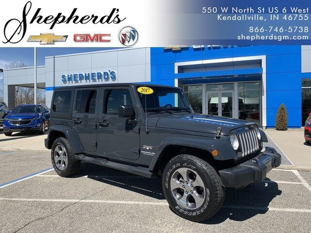 2017 Jeep Wrangler Unlimited 75th Anniversary Rochester In