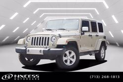 Jeep Wrangler Unlimited Chief Edition One Owner Low Miles 2017