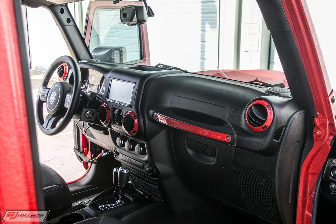 2017 Jeep Wrangler Unlimited Kevlar RBP Edition Tomball TX