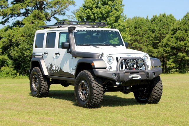 2017 Jeep Wrangler Unlimited Rubicon AEV 20th Anniversary ...