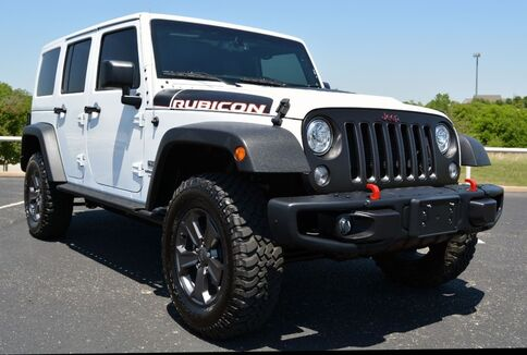 2017_Jeep_Wrangler Unlimited_Rubicon Recon Edition 4x4_ Fort Worth TX