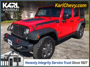 2017_Jeep_Wrangler Unlimited_Rubicon Recon_ New Canaan CT