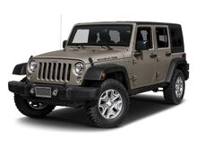 2017 Jeep Wrangler Unlimited Rubicon San Antonio TX