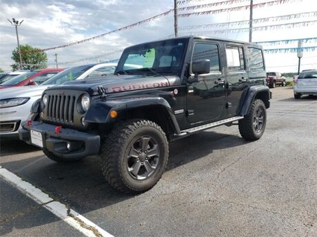2017 Jeep Wrangler Unlimited Rubicon West Point MS