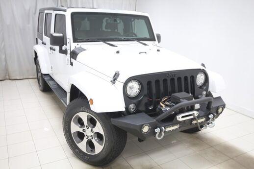 2017 Jeep Wrangler Unlimited Sahara 4WD w/ Navi Avenel NJ