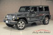 2017 Jeep Wrangler Unlimited Sahara 4x4 4dr SUV