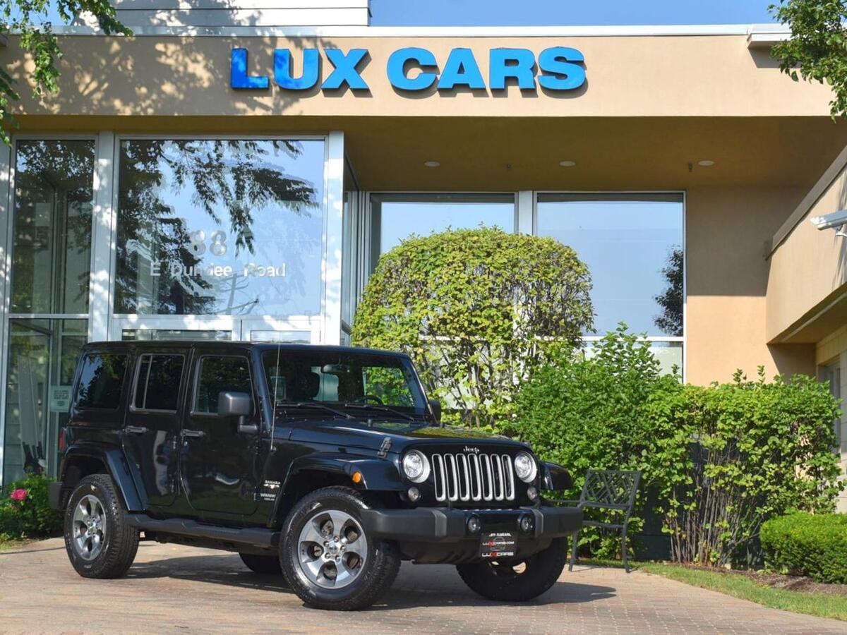 2017_Jeep_Wrangler Unlimited_Sahara Hard Top Leather Nav 4WD_ Buffalo Grove IL
